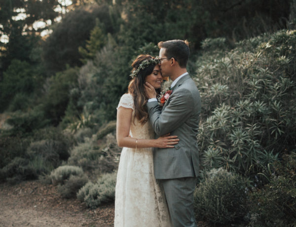 Golden Gate Park San Francisco Wedding